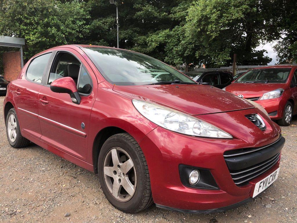 Peugeot 207 Hatchback 1.4 HDi Envy 5dr