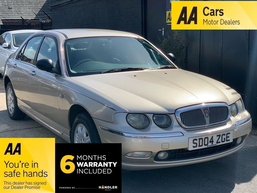 Rover 75 Saloon 1.8 Classic SE 4dr
