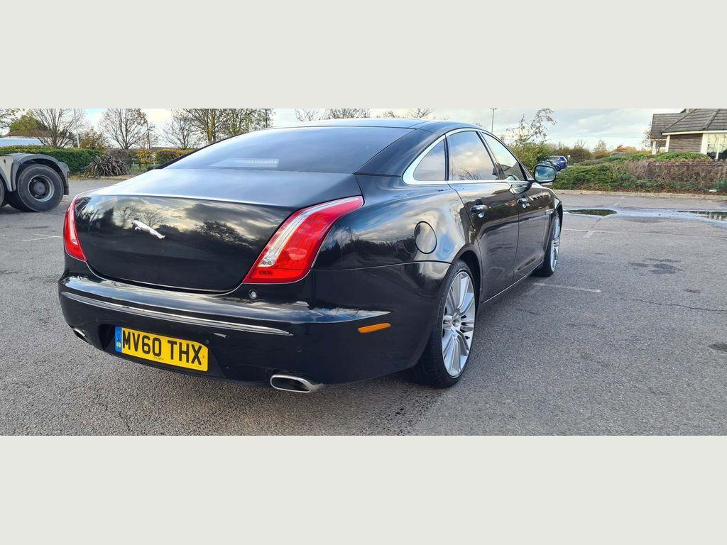 Jaguar XJ Saloon 3.0 TD V6 Premium Luxury SWB Saloon 4dr