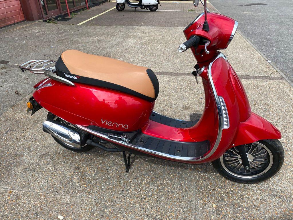 Lexmoto Vienna Moped 50 Moped