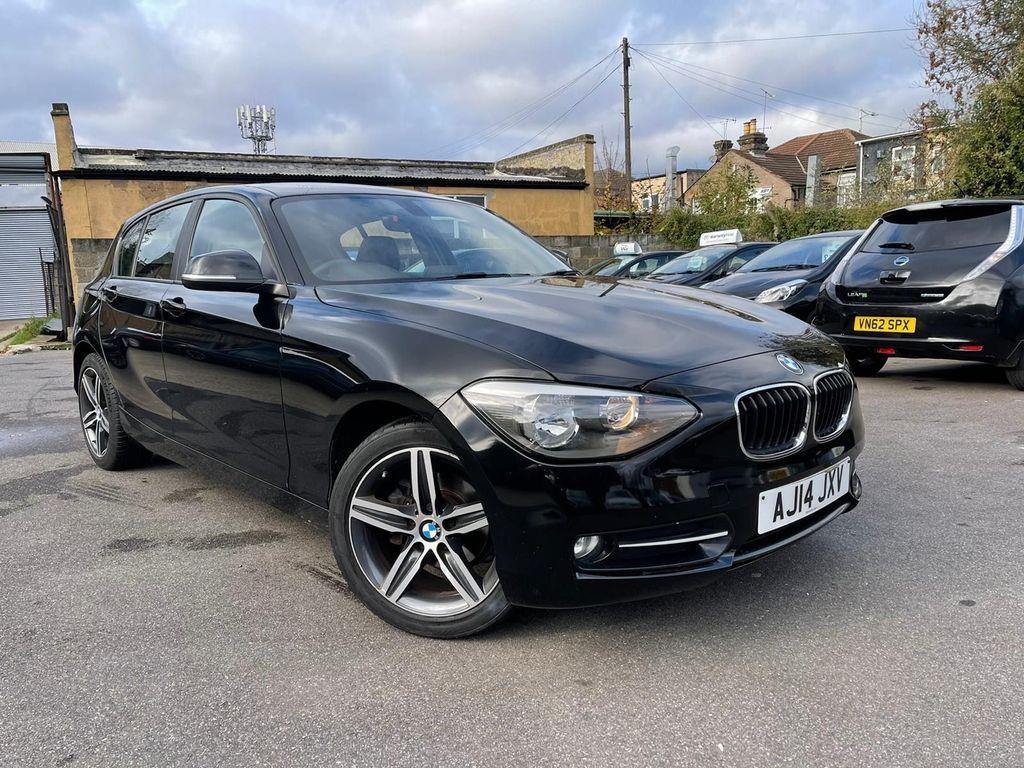 BMW 1 Series Hatchback 1.6 116i Sport Sports Hatch (s/s) 5dr