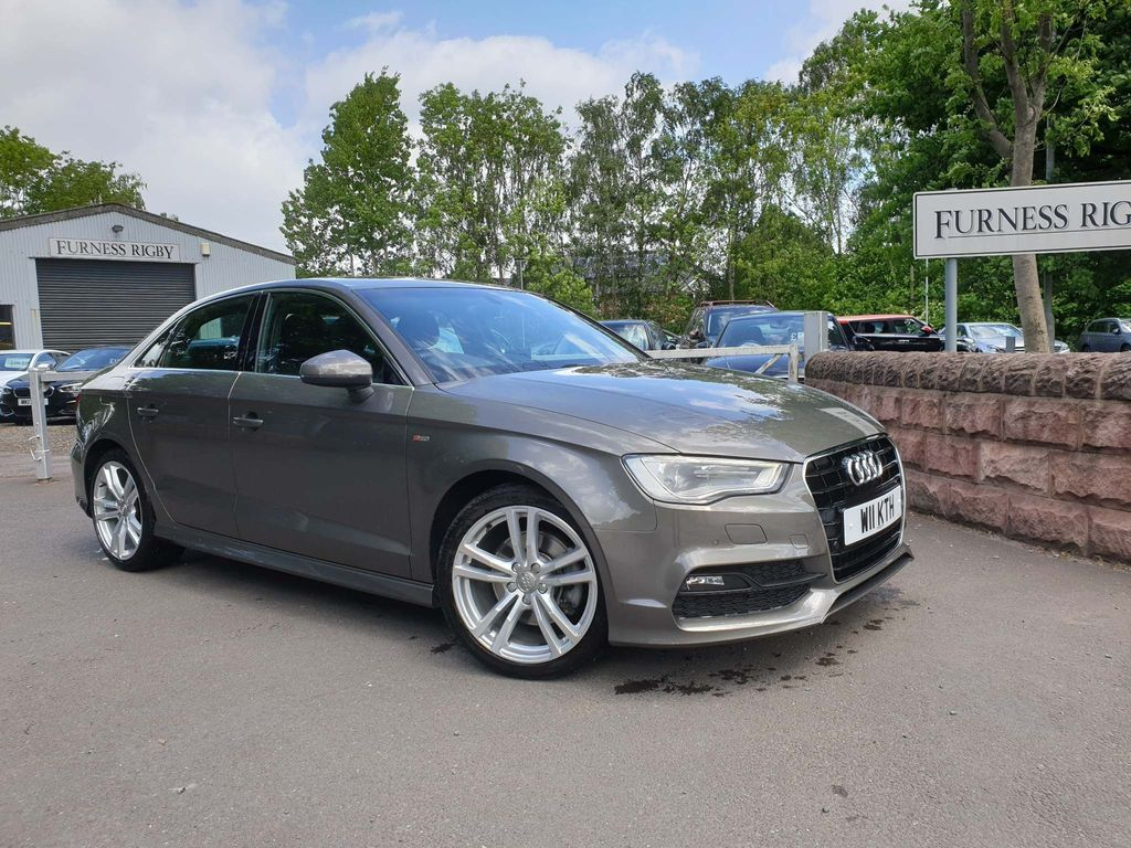 Audi A3 Saloon 1.8 TFSI ACT S line S Tronic (s/s) 4dr
