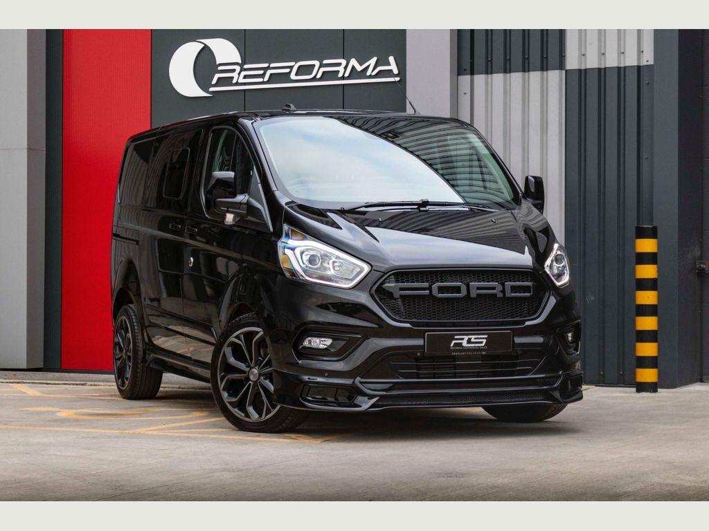 Ford Transit Custom Combi Van 2.0 300 EcoBlue Limited DCIV Auto L2 H1 EU6 (s/s) 5dr