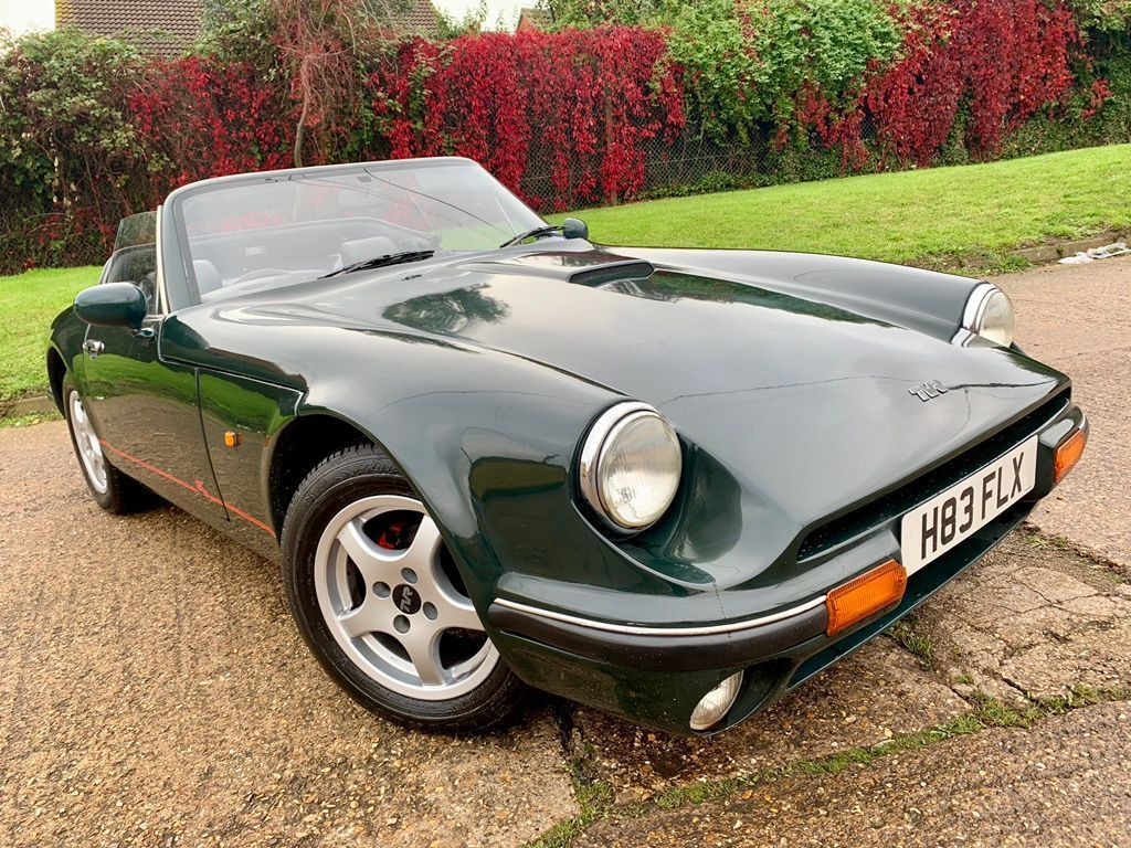 TVR S3 Convertible 2.9 2dr