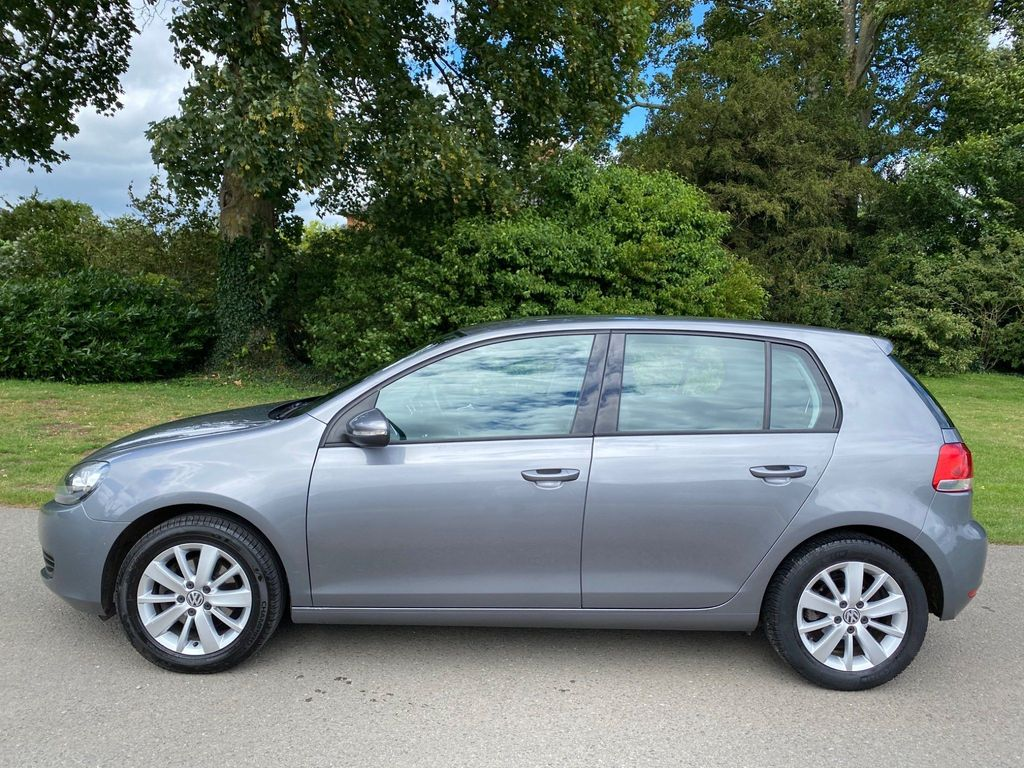 Volkswagen Golf Hatchback 2.0 TDI Match DSG 5dr