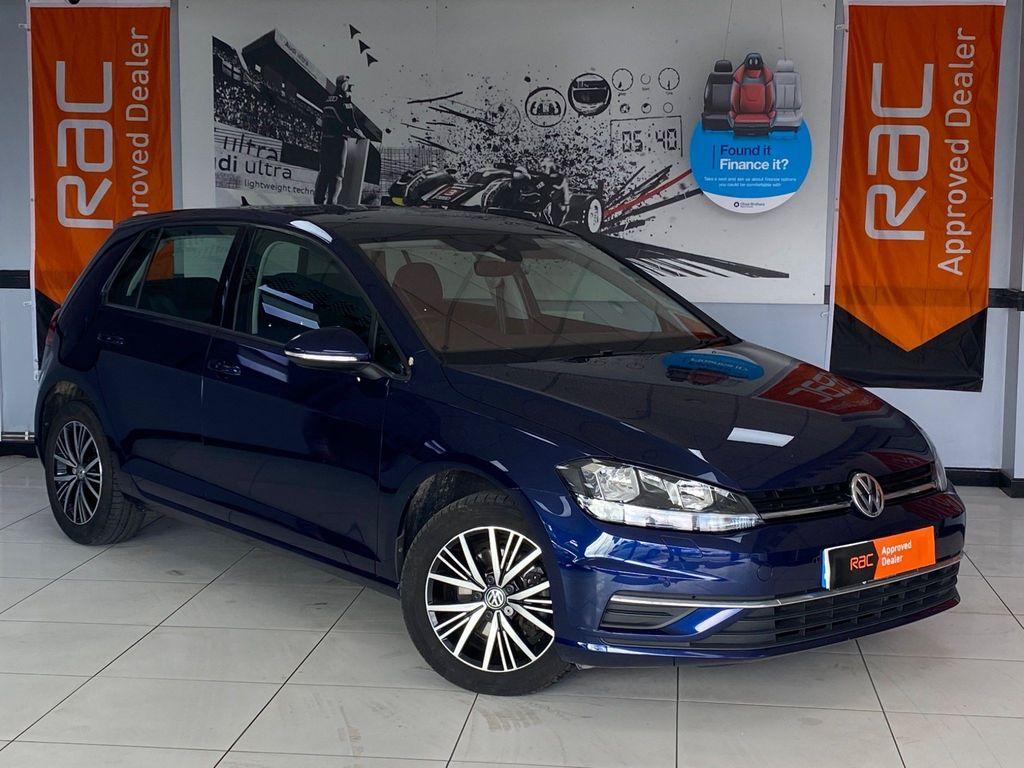 Volkswagen Golf Hatchback 2.0 TDI BlueMotion Tech SE Nav DSG (s/s) 5dr