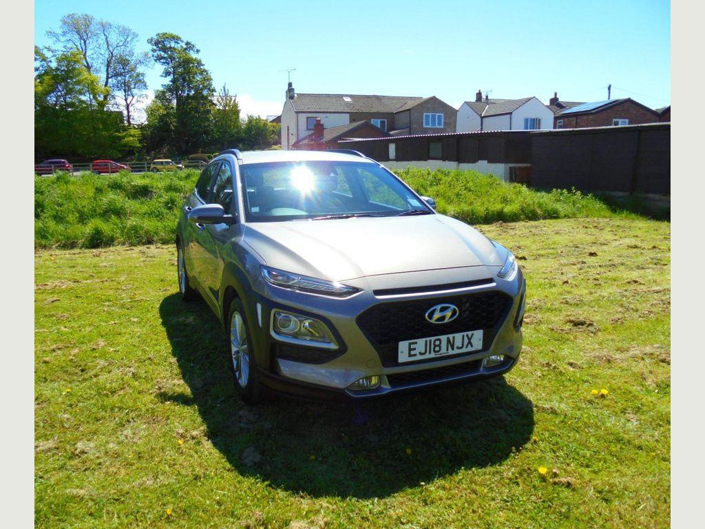 Hyundai Kona SUV 1.0 T-GDi Blue Drive SE (s/s) 5dr
