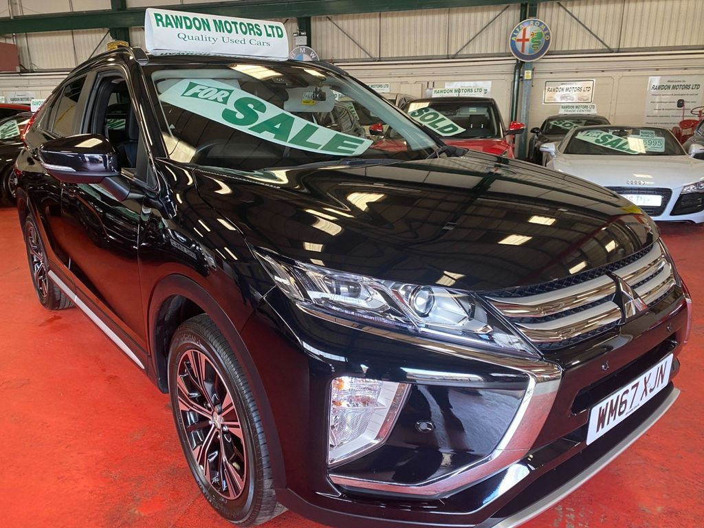Mitsubishi Eclipse Cross SUV 1.5T 3 CVT 4WD (s/s) 5dr