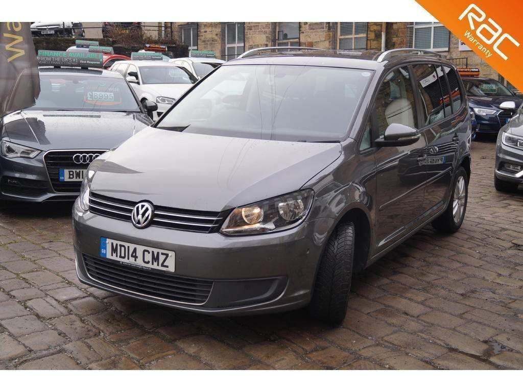 Volkswagen Touran MPV 1.6 TDI BlueMotion Tech SE DSG 5dr (7 Seat)