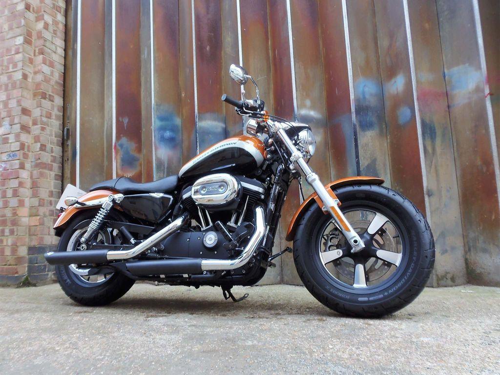Harley-Davidson Sportster Custom Cruiser XL CA