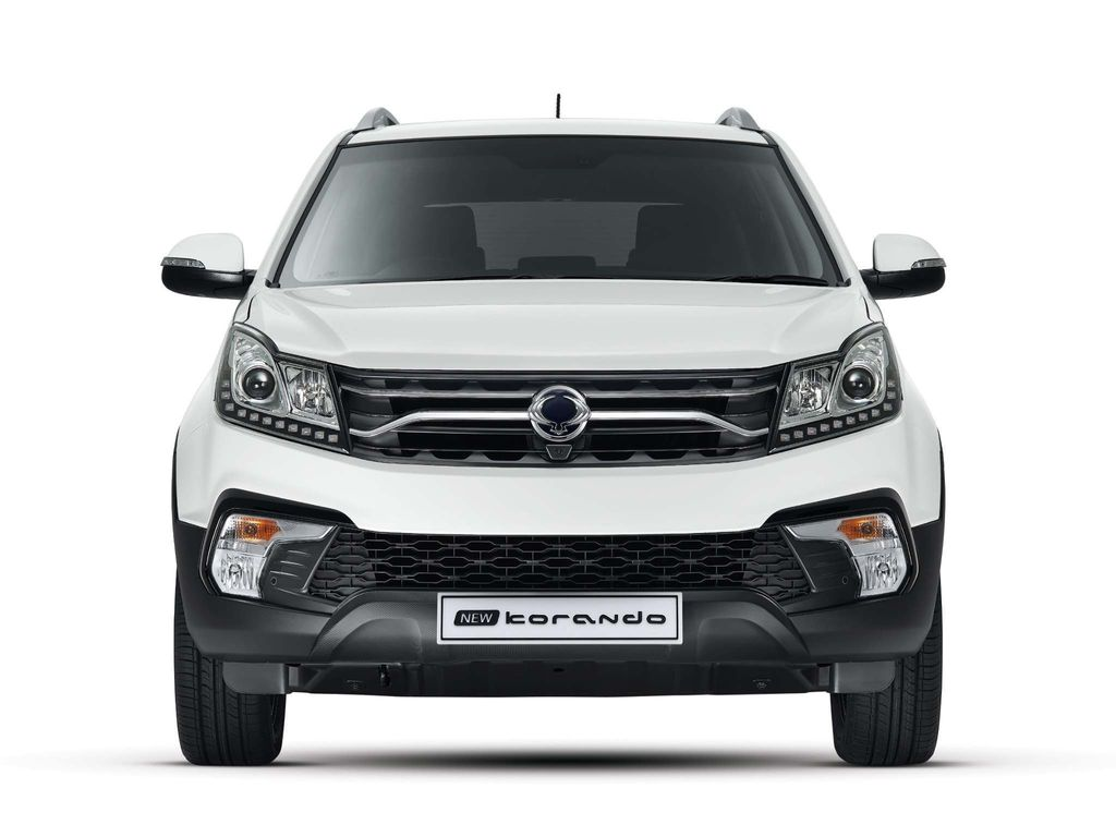 SsangYong Korando SUV 2.2D Ultimate Auto 4WD 5dr