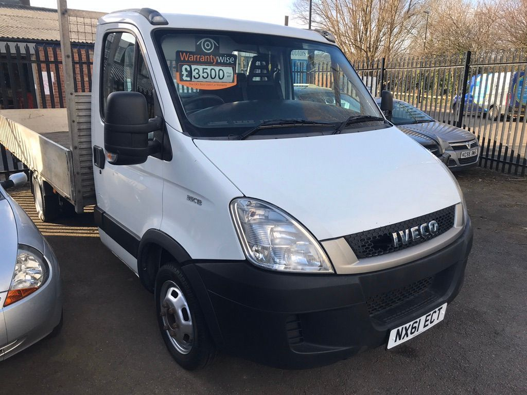 Iveco Daily Chassis Cab 2.3 TD 35C13 Chassis Cab 2dr (LWB)