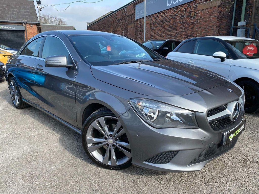 Mercedes-Benz CLA Class Coupe 2.1 CLA220 Sport 7G-DCT (s/s) 4dr