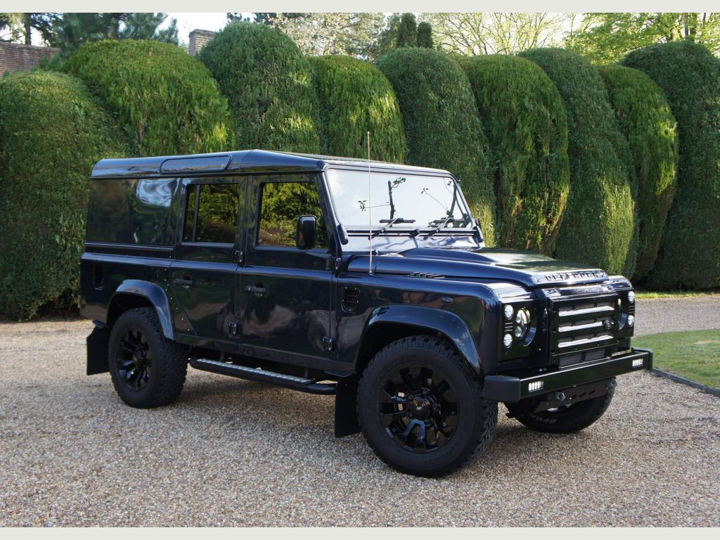 Land Rover Defender 110 SUV 2.2 D XS Utility Station Wagon 5dr