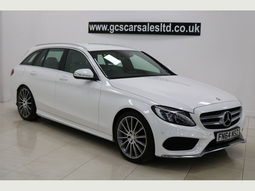 Mercedes-Benz C Class Estate 2.1 C250 CDI BlueTEC AMG Line G-Tronic+ (s/s) 5dr