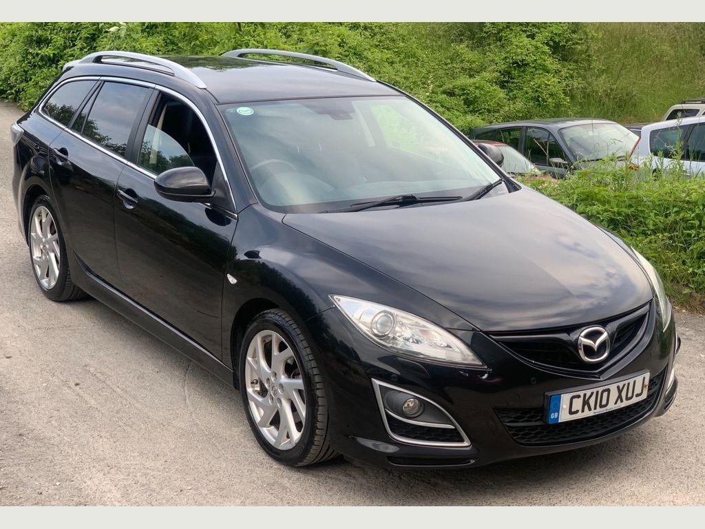 Mazda Mazda6 Estate 2.5 Sport 5dr