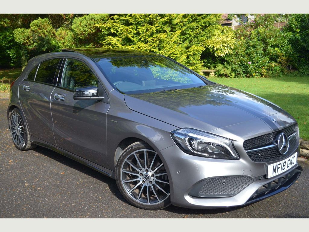 Mercedes-Benz A Class Hatchback 1.6 A200 WhiteArt (Premium Plus) 7G-DCT (s/s) 5dr