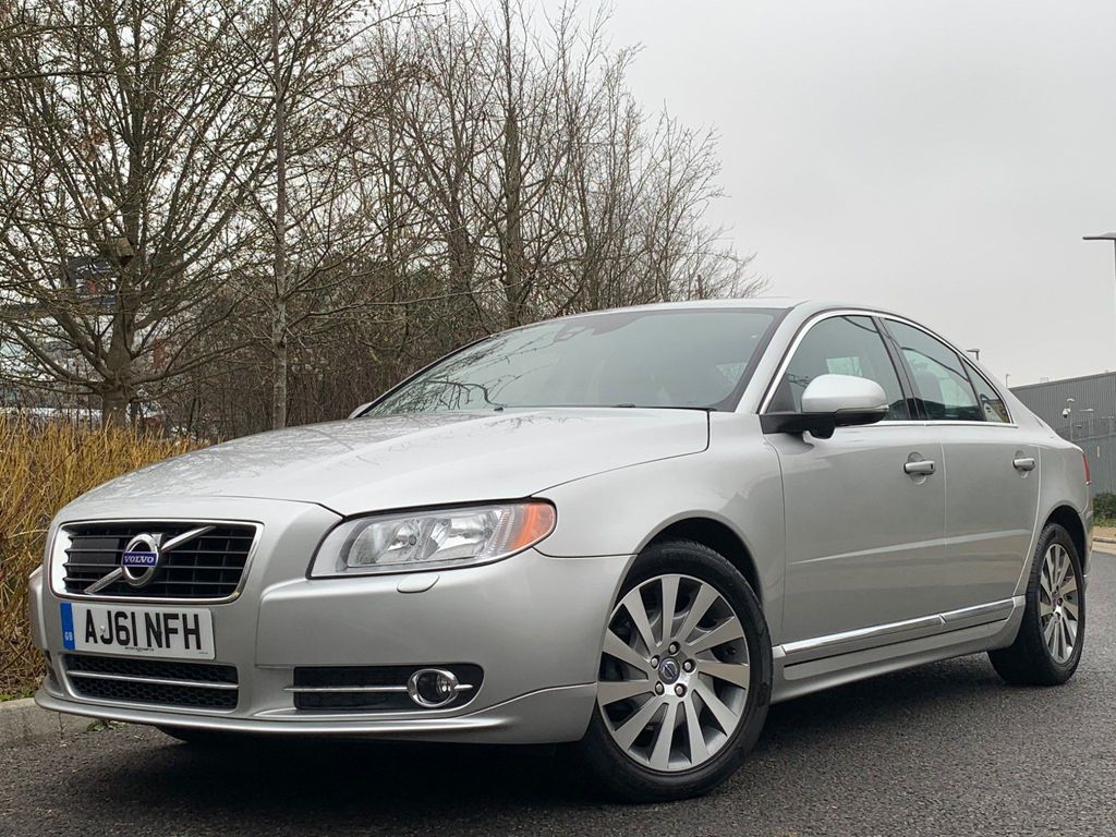 Volvo S80 Saloon 1.6 D DRIVe SE (s/s) 4dr