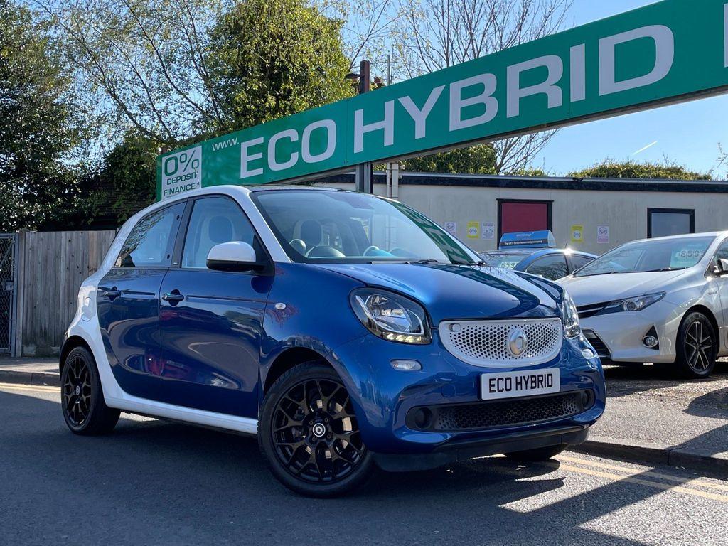 Smart forfour Hatchback 1.0 Proxy (Premium) (s/s) 5dr