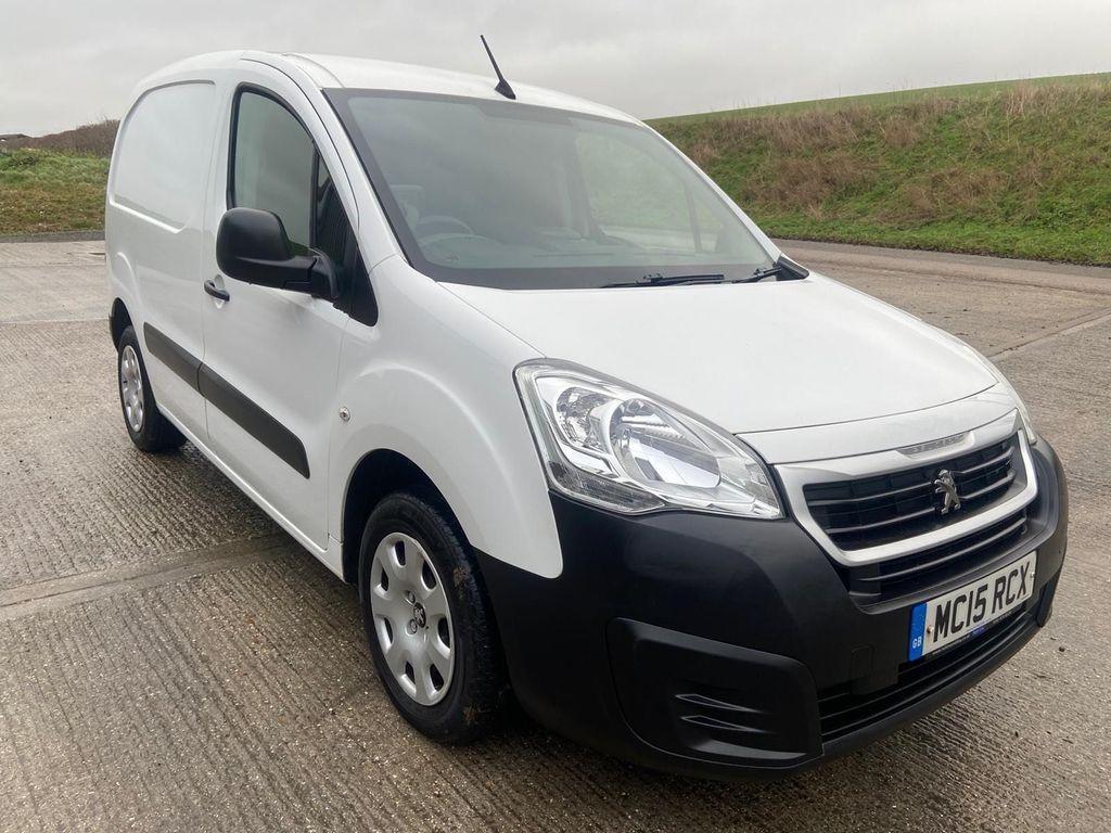 Peugeot Partner Panel Van 1.6 HDi Professional L1 850 4dr