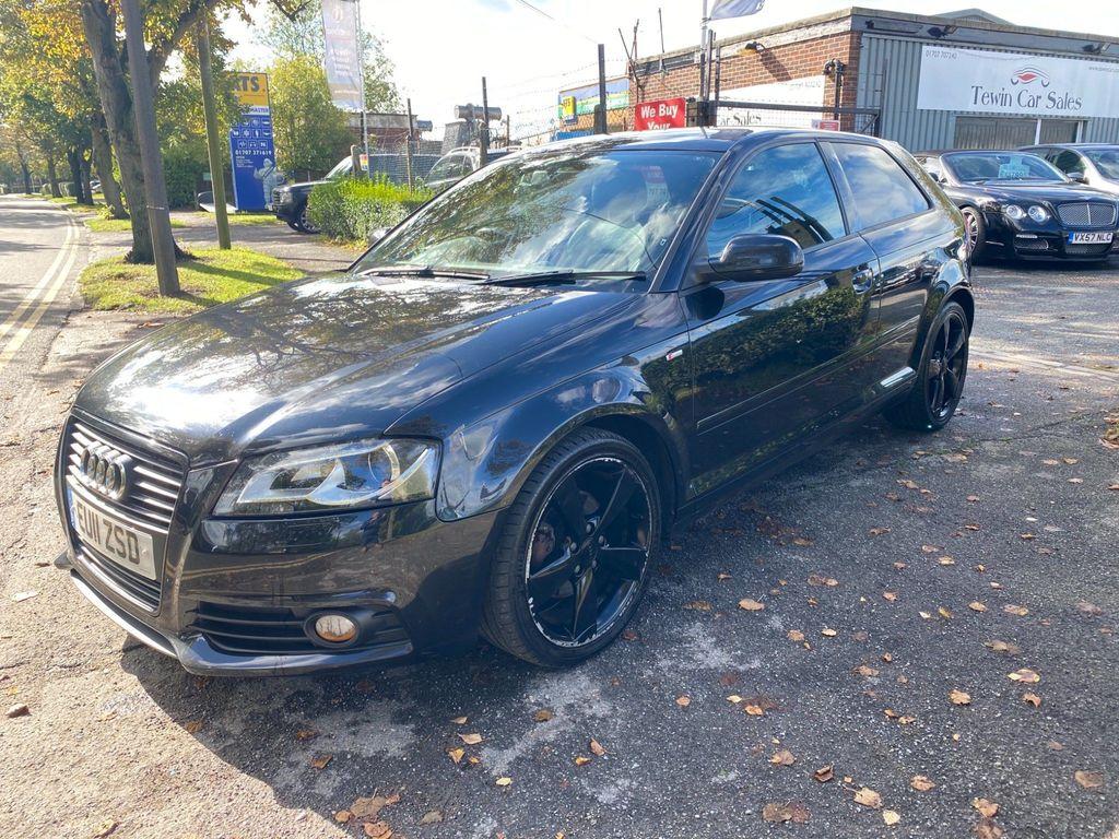 Audi A3 Hatchback 2.0 TDI Black Edition 3dr