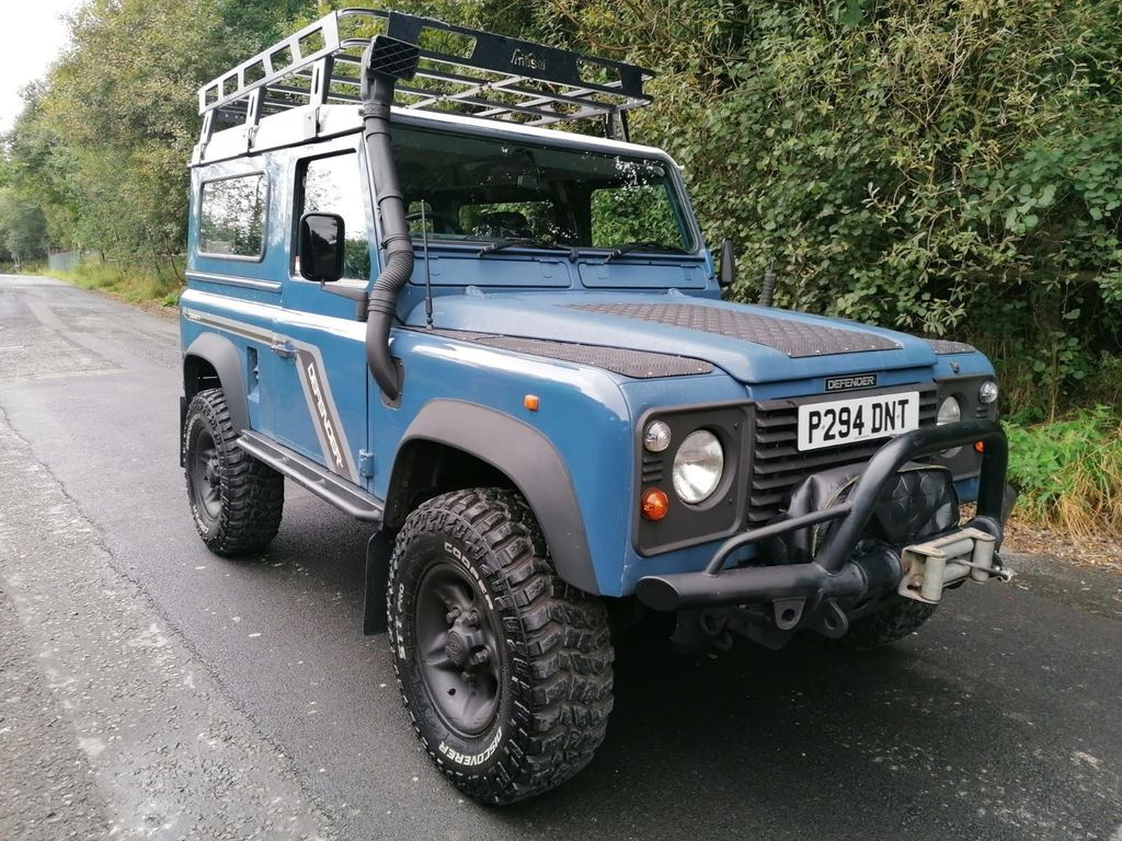 Land Rover Defender 90 SUV 2.5 TDi Hard Top SWB
