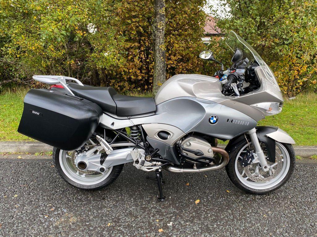 BMW R1200ST Sports Tourer 1200 ST