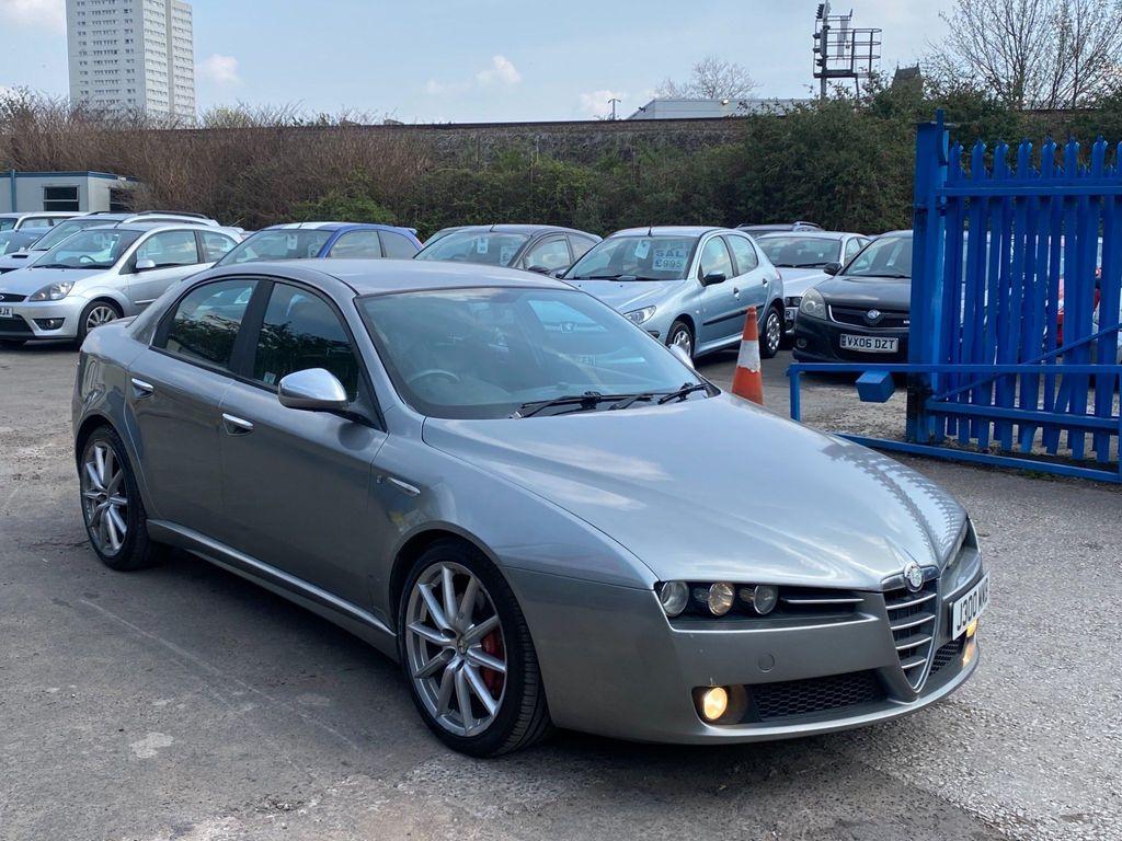 Alfa Romeo 159 Saloon 1.9 JTDM 16v TI 4dr