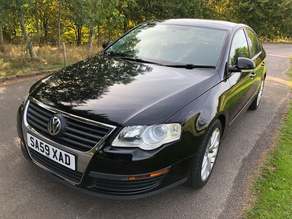 Volkswagen Passat Saloon 2.0 TDI BlueMotion Tech CR 4dr