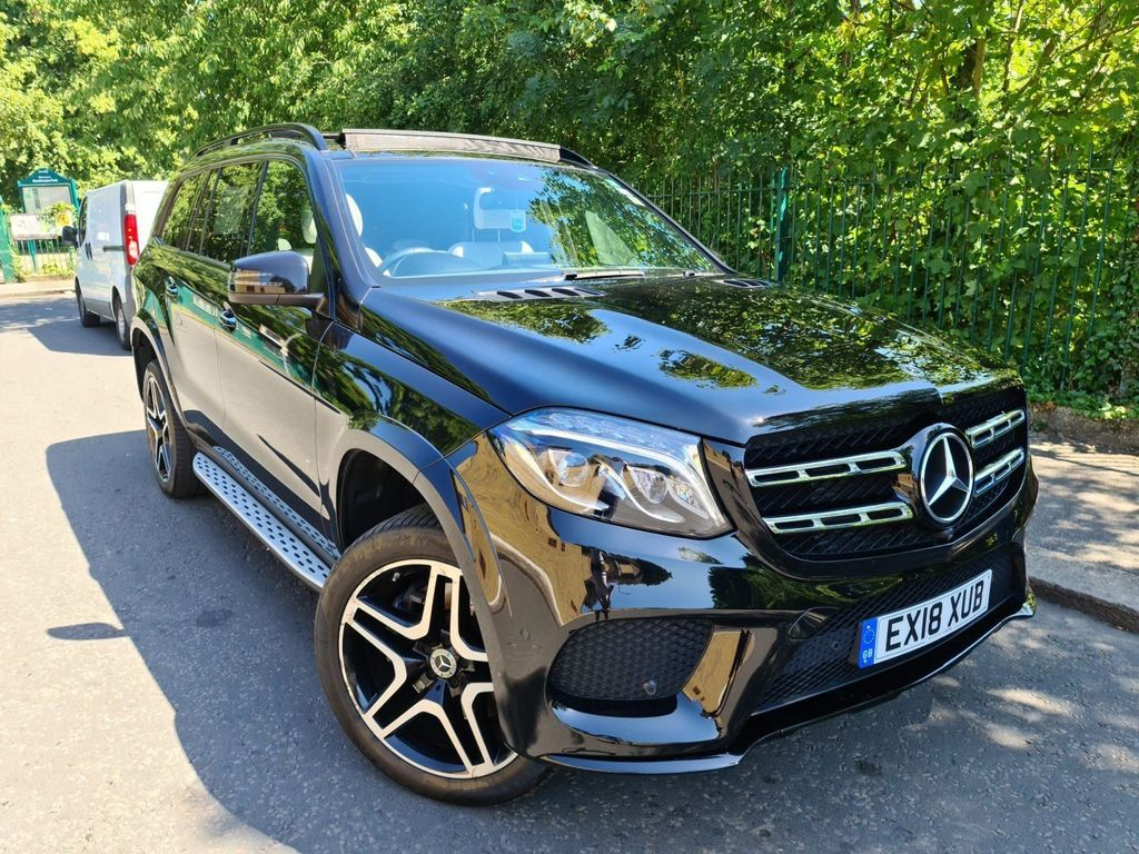 Mercedes-Benz GLS Class SUV 3.0 GLS350d V6 AMG Line G-Tronic 4MATIC (s/s) 5dr