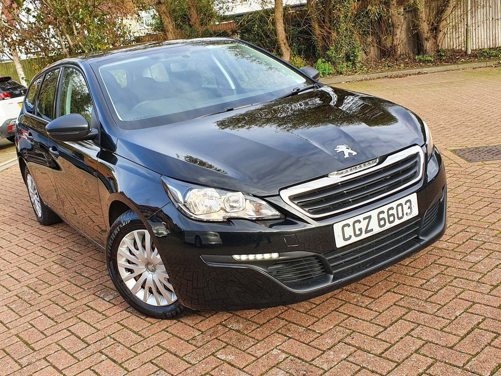 Peugeot 308 SW Estate 1.6 BlueHDi Access (s/s) 5dr