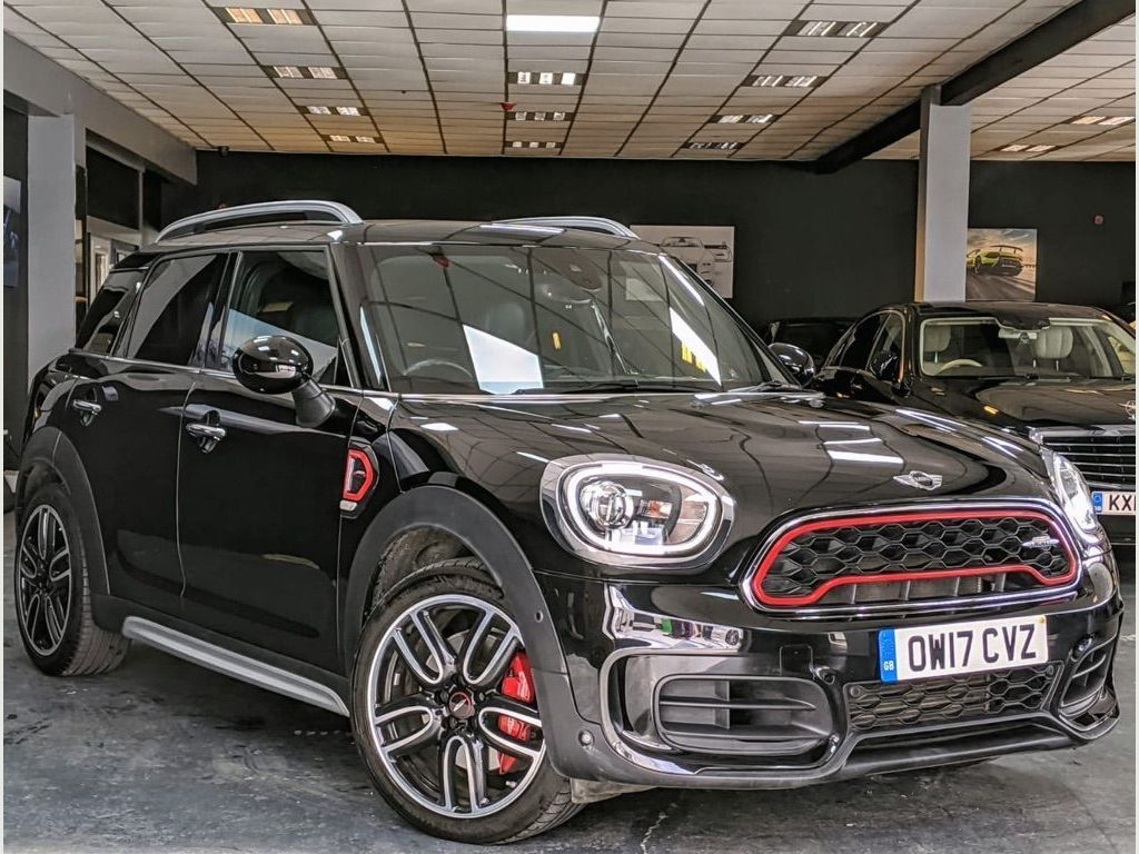 MINI Countryman SUV 2.0 John Cooper Works Auto ALL4 (s/s) 5dr