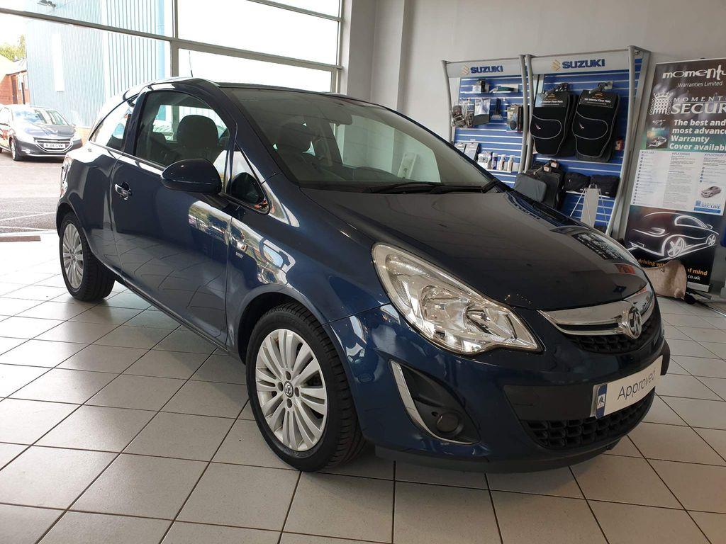 Vauxhall Corsa Hatchback 1.2 16V Energy 3dr