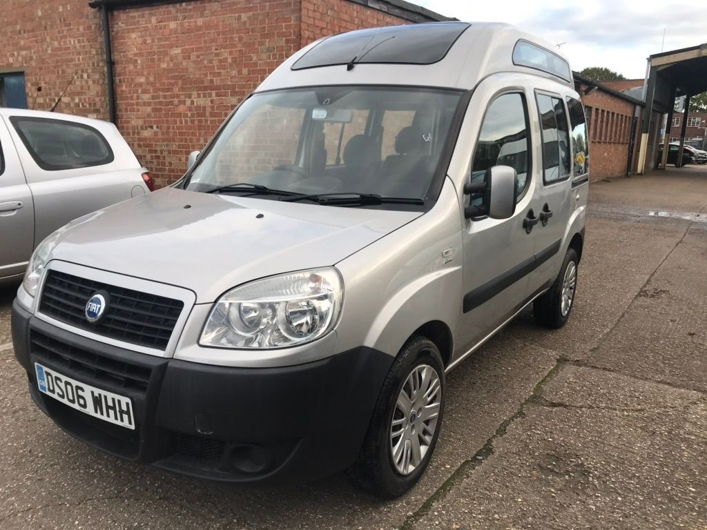 Fiat Doblo Estate 1.3 MultiJet 16v Active 5dr