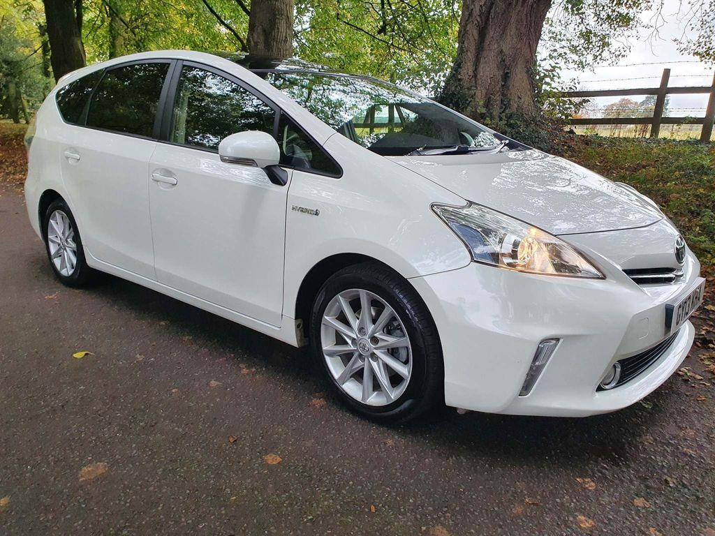 Toyota Prius+ MPV 1.8 VVT-h T Spirit CVT 5dr (7 Seats)