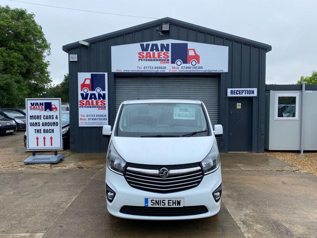 Vauxhall Vivaro Panel Van 1.6 CDTi 2900 Sportive L1 H1 EU5 5dr