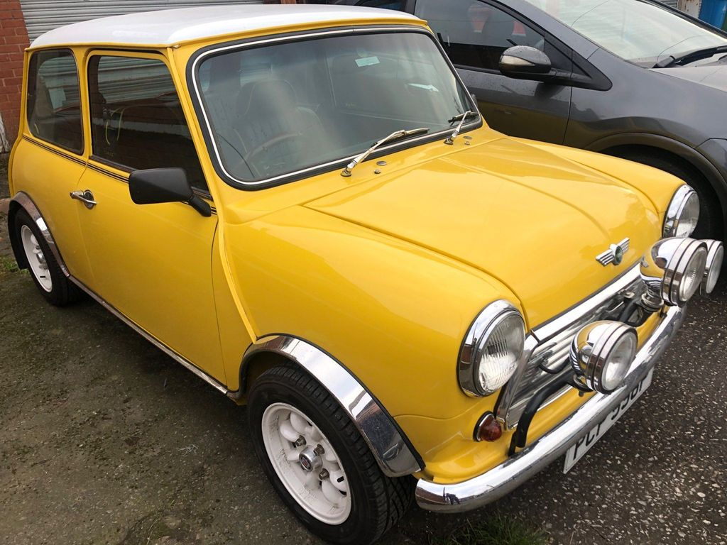 Morris Mini Unlisted