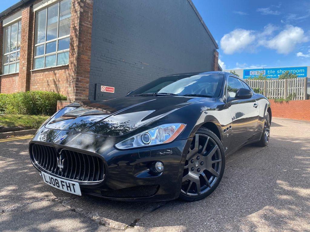 Maserati Granturismo Coupe 4.2 V8 Auto 2dr EU4