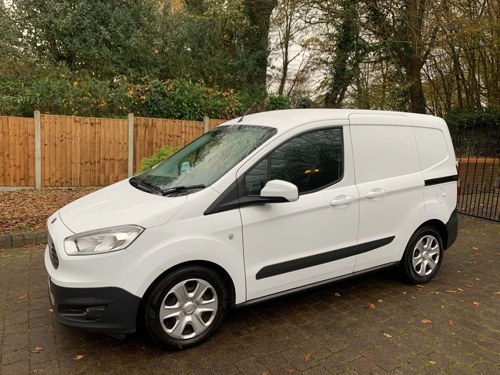 Ford Transit Courier Panel Van 1.5 TDCi Trend - EURO 6
