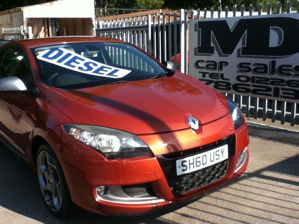 Renault Megane Coupe 2.0 dCi FAP GT 3dr