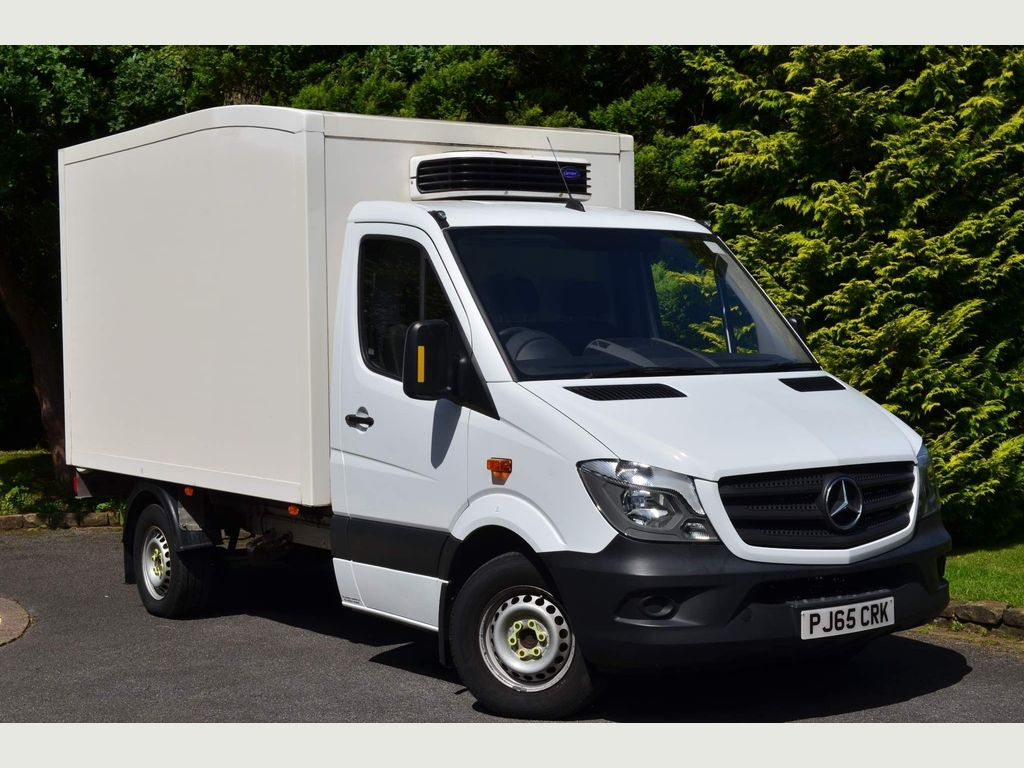 Mercedes-Benz Sprinter Chassis Cab 2.1 CDI BlueEFFICIENCY 313 Chassis Cab 7G-Tronic 2dr MWB