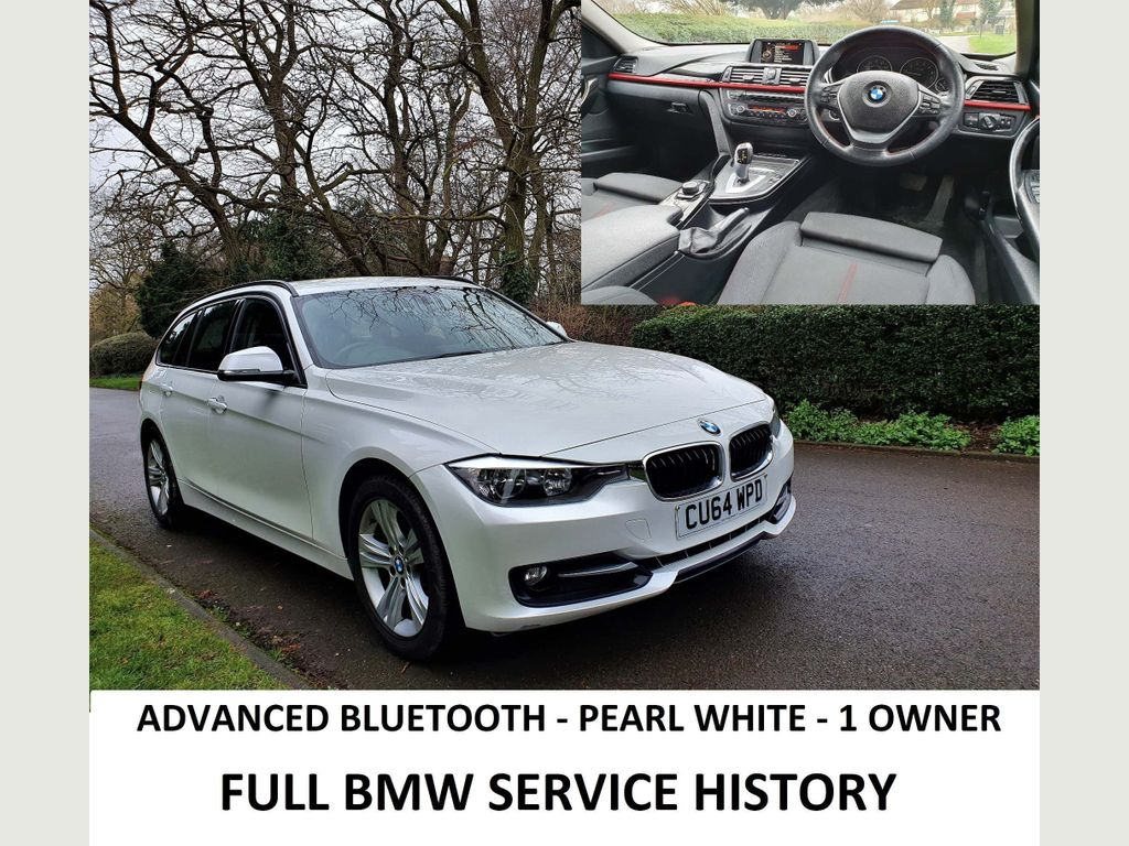 BMW 3 Series Estate 1.6 316i Sport Touring (s/s) 5dr