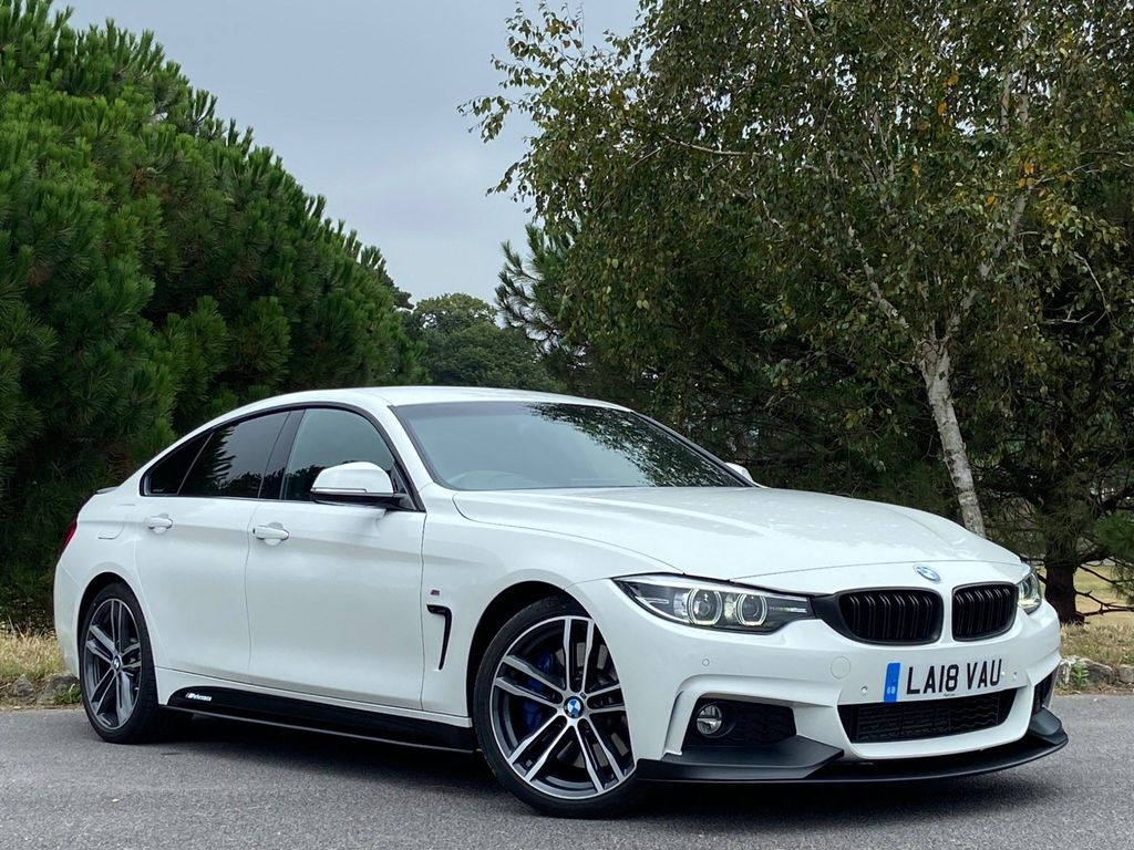 BMW 4 Series Gran Coupe Saloon 3.0 430d M Sport Gran Coupe Auto (s/s) 5dr