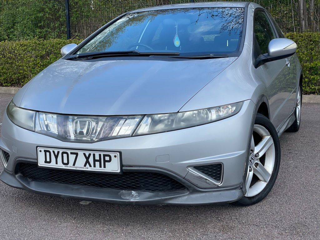 Honda Civic Hatchback 2.2 i-CTDi Type S 3dr