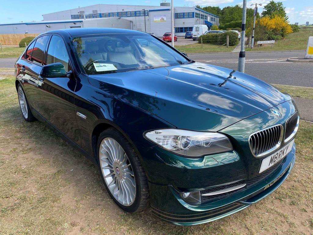 BMW Alpina D5 Bi-Turbo Saloon