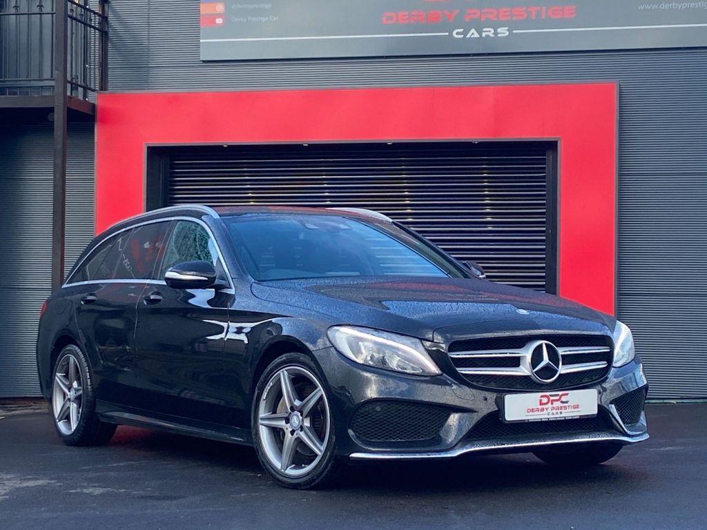 Mercedes-Benz C Class Estate 2.1 C220 CDI BlueTEC AMG Line (s/s) 5dr