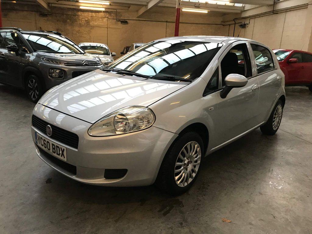 Fiat Grande Punto Hatchback 1.4 8v Sound 5dr