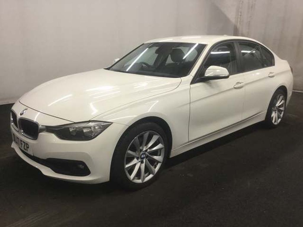 BMW 3 Series Saloon 2.0 320d BluePerformance SE (s/s) 4dr