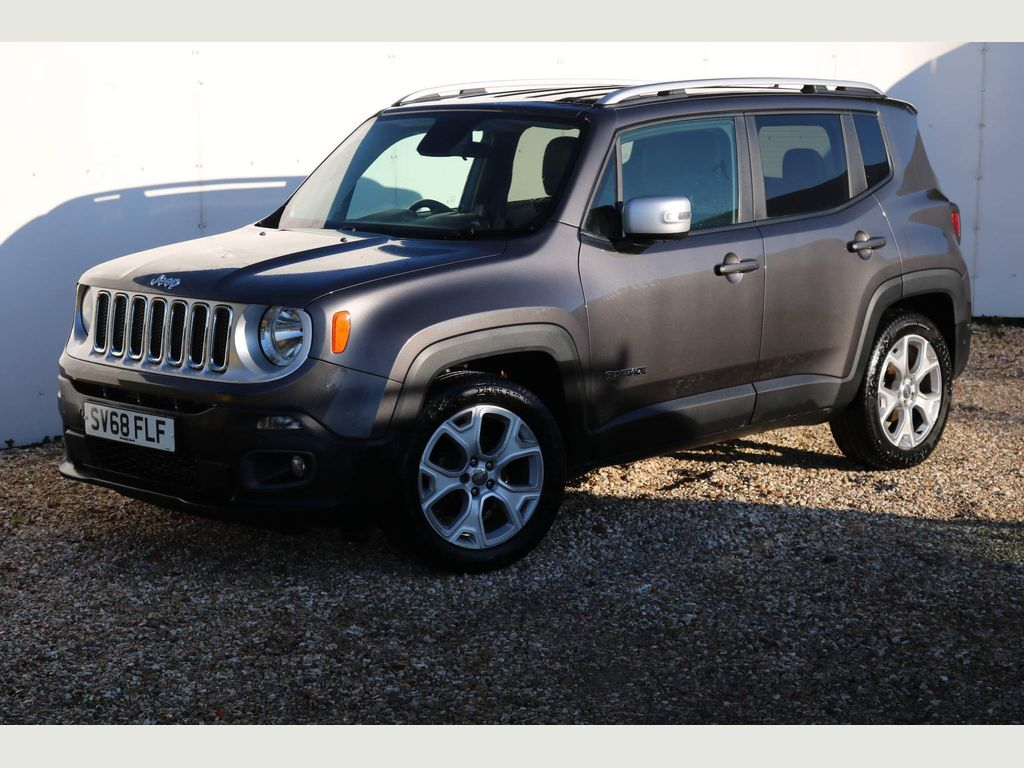 Jeep Renegade SUV 1.6 MultiJetII Limited (s/s) 5dr