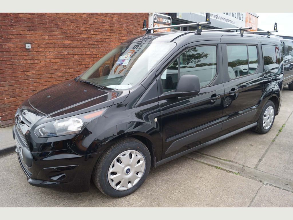 Ford Grand Tourneo Connect MPV 1.5TDCi ZETEC LWB 7 SEAT (AIRCON & EUR6)